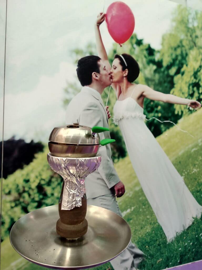 Shisha para bodas.